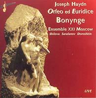 Haydn: Orfeo ed Euridice by EnsembleGram