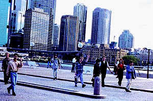 Ensemble XXI in Sydney 1997
